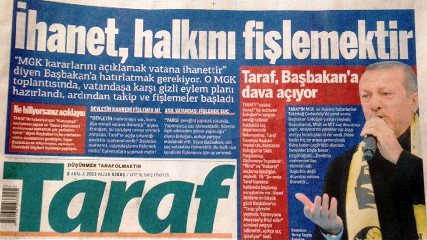 Türkiye'nin fişleme ile imtihanı