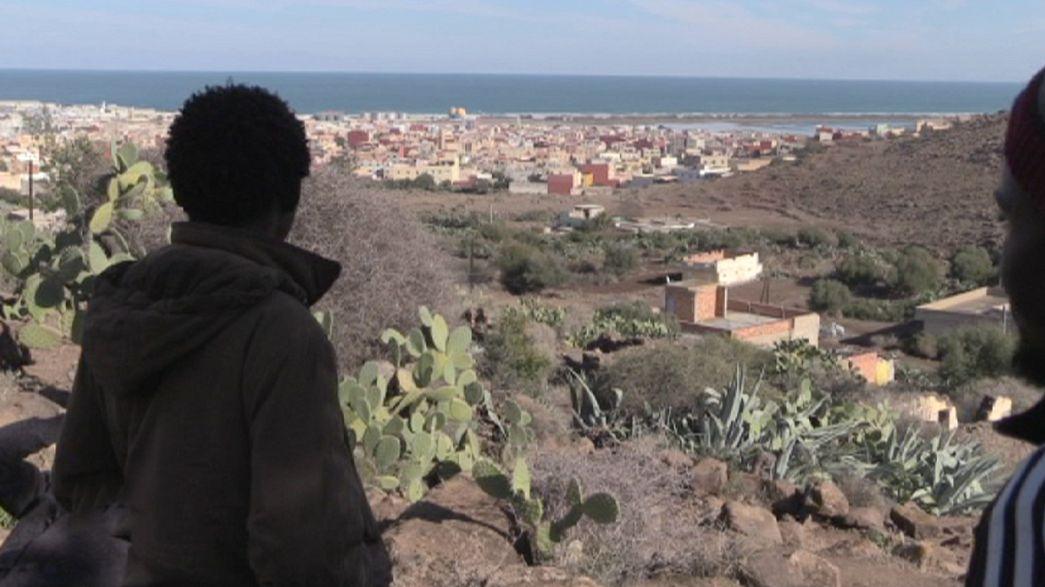 Europa fängt in Melilla an
