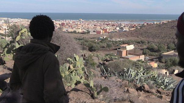 Il dramma dei migranti a Melilla