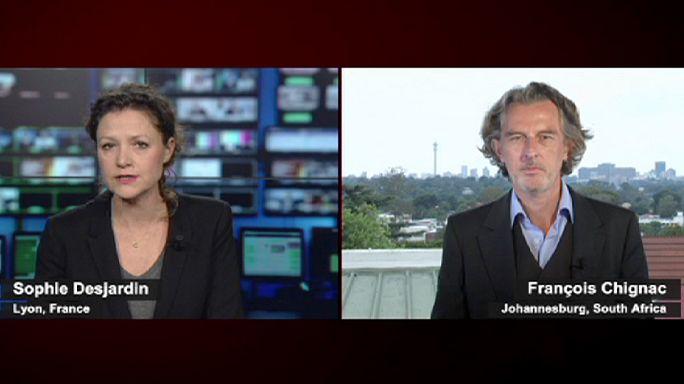 How Johannesburg readied for Mandela funeral