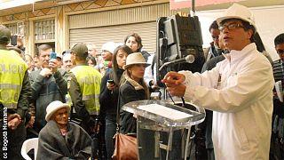 Colombie : le maire de Bogota démis de ses fonctions