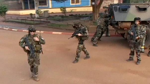 France confirms two soldiers killed in Central African Republic