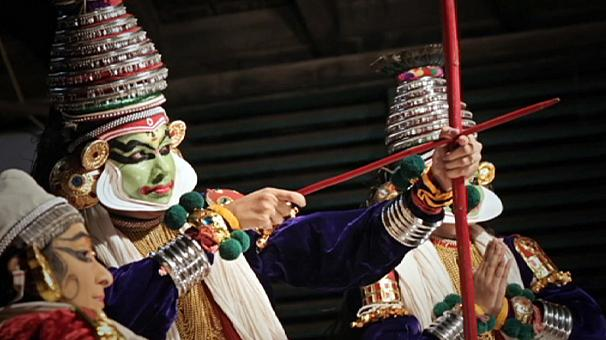 The secrets of Kerala's exquisite dance-drama