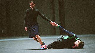 Δύο παραστάσεις χορού της Αν Τερέζα ντε Κεερσμάκερ στη Στέγη