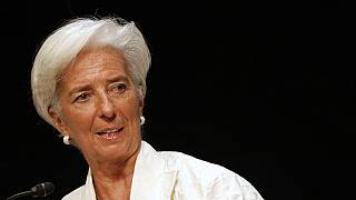 IMF's Lagarde: EU crisis far from over, youth unemployment can darken future