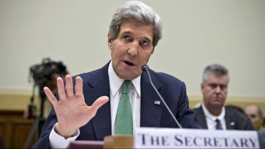 Kerry pleads with US Congress not to impose new sanctions on Iran