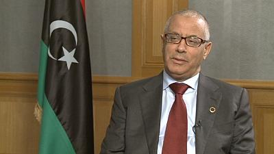 Ali Zeidan, PM of Libya tells euronews he hopes his government won't be forced to take action to open oilfields