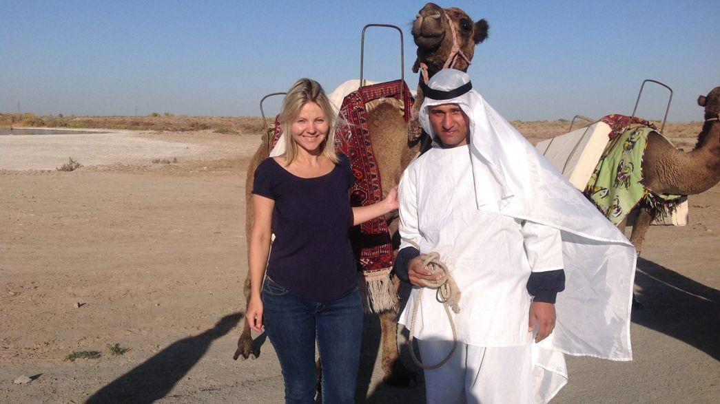 Traveller's diary: Khiva