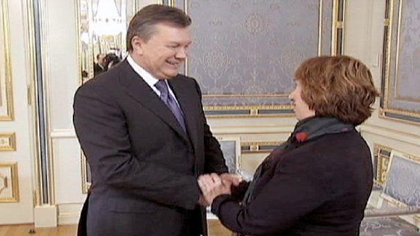 Ukraine seeks 20 bln euros in EU aid