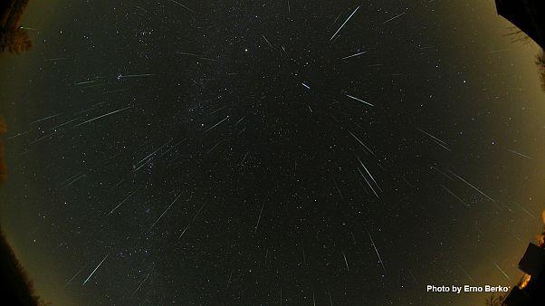 Η τελευταία βροχή...αστεριών του 2013