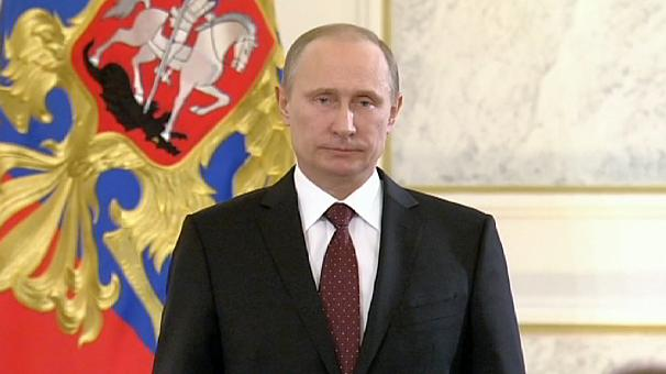 "Putin's state of the nation address: ""we are not trying to be a superpower"""