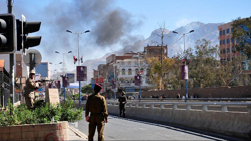 Borzalmas videó a jemeni kórház elleni támadásról
