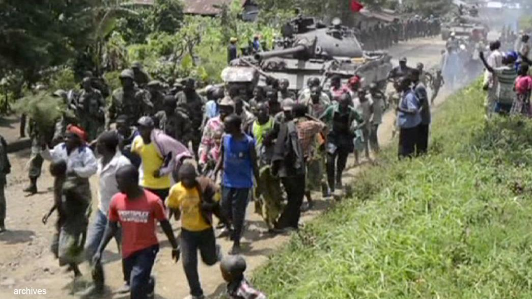 Congo signs peace deal with M23 rebels - Kenya presidential spokesman