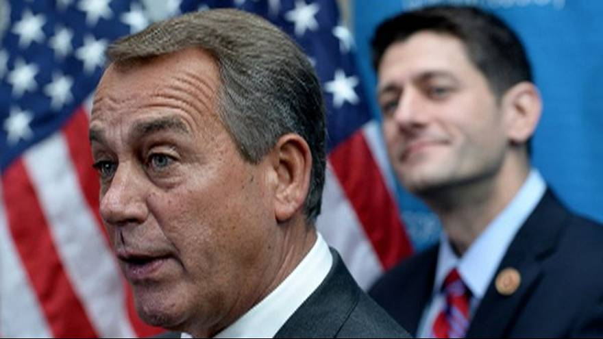Republican civil war re-emerges over US bipartisan budget deal