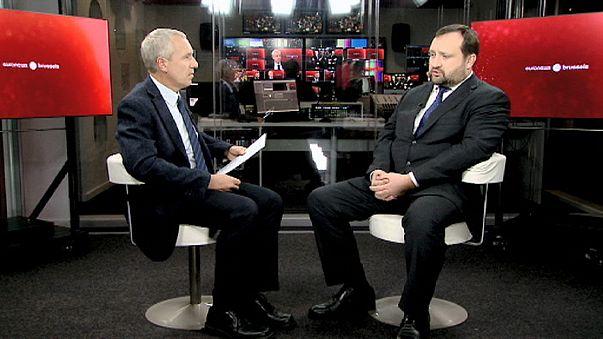 Vice-primeiro-ministro ucraniano diz que assinatura de acordo com UE é para breve