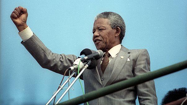 Interview mit Jean Yves Ollivier, der für Mandela kämpfte