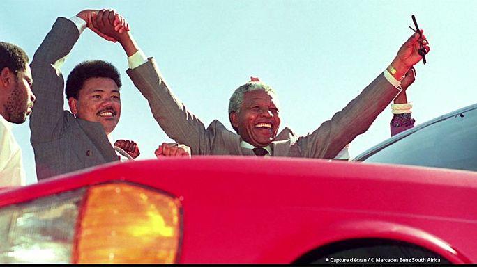 L'orpheline de Nelson Mandela