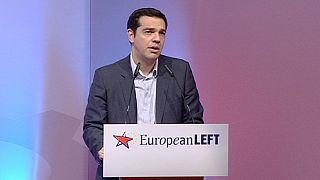 Επίσημα υποψήφιος για την προεδρία της Κομισιόν ο Αλ. Τσίπρας