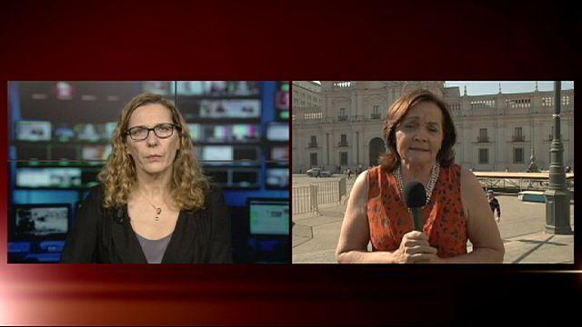Şili Bachelet'nin geri dönüşünü konuşuyor