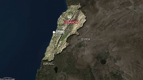 Car explodes near Hezbollah checkpoint in Lebanon
