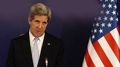 Kerry downplays dispute with China in East China Sea