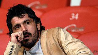 Gattuso e Brocchi indagati nell'ambito dell'inchiesta sul calcioscommesse
