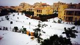 New snowy Cairo picture debunked