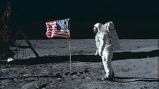 Des photographies inédites de la mission spatiale Apollo 11 révélées au public