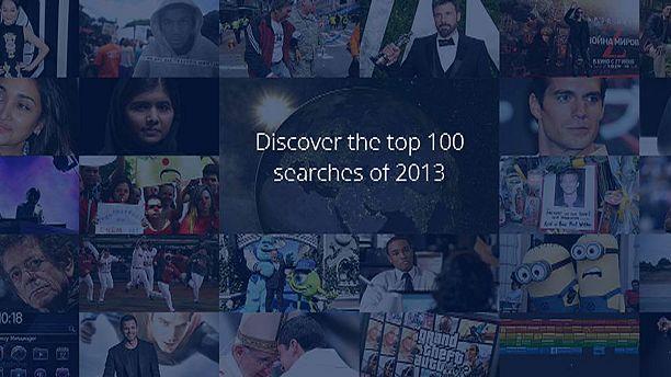Mandela tops Google Zeitgeist 2013