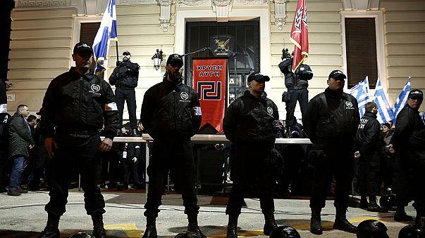 Grèce : deux militants présumés d'Aube dorée jugés pour l'assassinat d'un Pakistanais