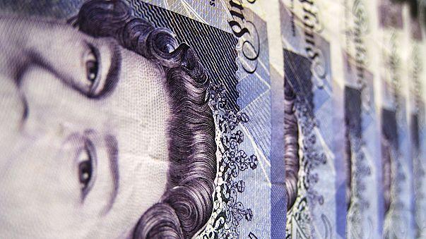 Műanyagból lesznek az angol bankjegyek