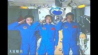 Der Mond bekommt Besuch aus China