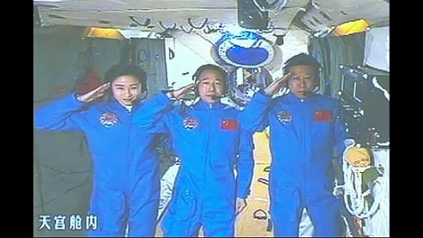 Where next after China's moon landing?