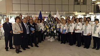 Το δέντρο των αγνοουμένων της Κύπρου στο Ευρωκοινοβούλιο