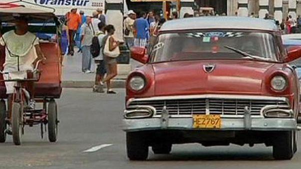 La libre importation des véhicules autorisée à Cuba