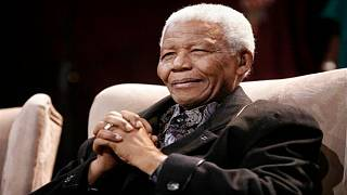 India billboard gaffe as Nelson Mandela tribute uses picture of Morgan Freeman