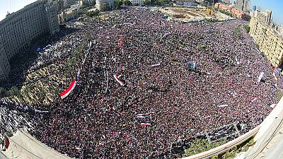 Arab Spring countries in constitutional limbo