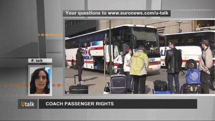 Az autóbusszal közlekedő utasok jogairól