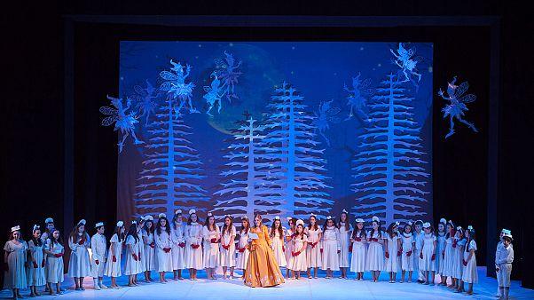 «Το Παραμύθι των Χριστουγέννων» στη Λυρική Σκηνή