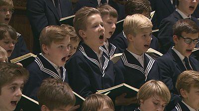 Divine excellence - Leipzig's St. Thomas' Choir 800-year legacy
