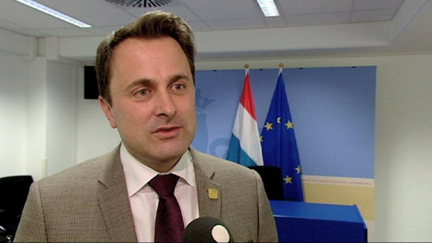 مصاحبه با نخست وزیر جدید لوکزامبورگ در حاشیه اجلاس سران اروپا