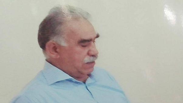 Öcalan'ın son fotoğrafı
