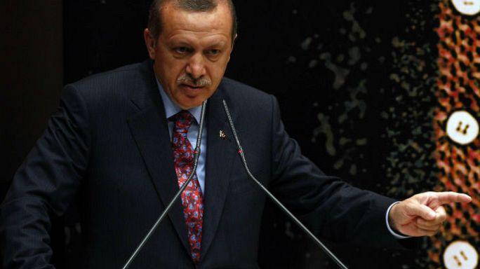 Başbakan Erdoğan: Bu bir komplodur