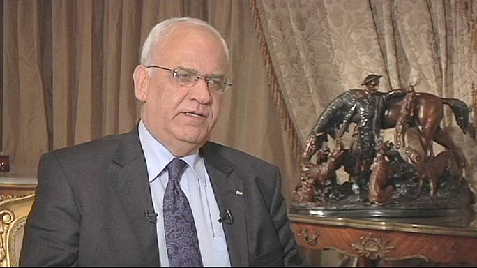 Saeb Erekat: 'Israel's choice not peace'