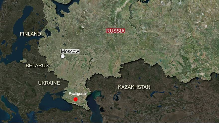 Several killed in car bombing in southern Russia