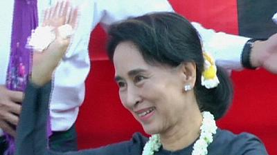 Myanmar opposition party to contest 2015 presidential election