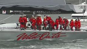Wild Oats equals Sydney to Hobart race wins