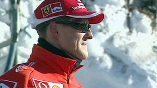 Michael Schumacher 'critical' after skiing fall