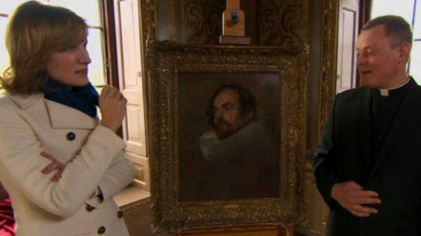 Anthony Van Dyck Painting