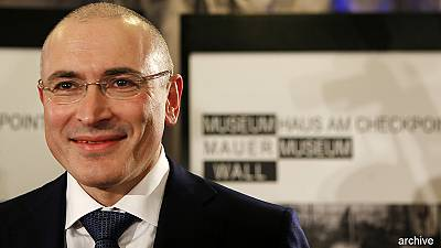 Switzerland gives Khodorkovsky 3-month Schengen visa